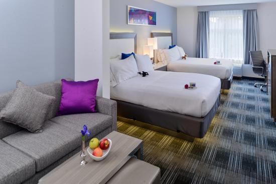 HOLIDAY INN EXPRESS & SUITES SAN DIEGO - MISSION VALLEY $142 ...