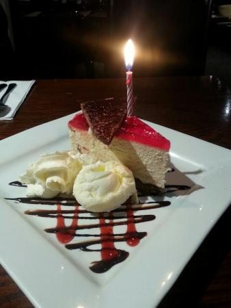 623 Restaurant and Bar: Birthday dinner out. Very well looked after:-)