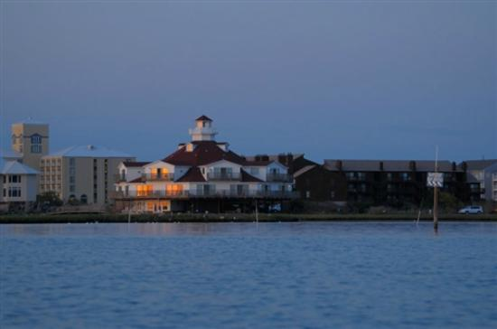 Lighthouse Club Hotel an Inn at Fager's Island: Views