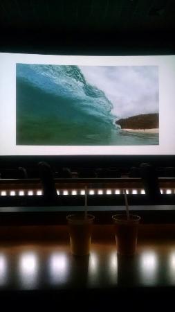 Movie Tavern: Daiquiris and a movie!