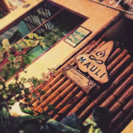 Ayampe, Ecuador: Mauli Spa at La Buena Vida Hotel