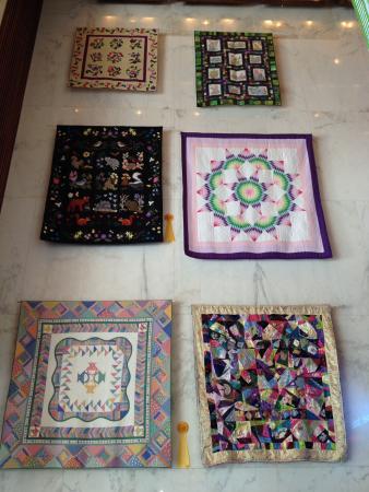 Charleston, Virginia Occidental: Quilts