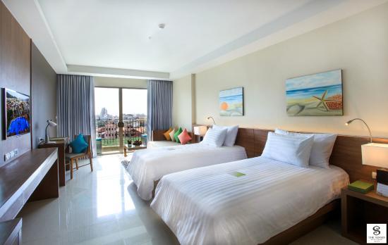The Senses Resort & Pool Villas: Deluxe Sea View