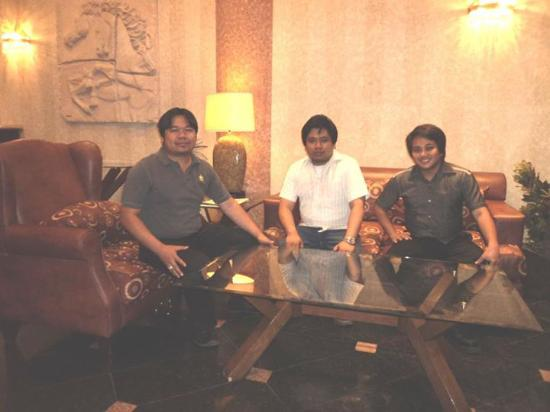 Coral Al Ahsa Hotel: lobby - taken August 2012