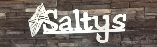 Salty's Fish & Chips: Great place