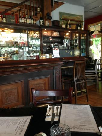 Pleasant and Main: The Restaurant