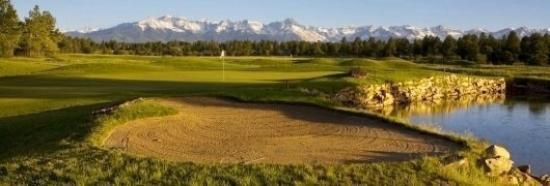 Divide Ranch & Club Golf Course Bild