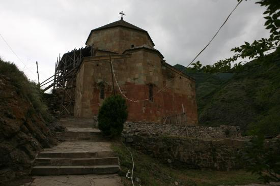 Didi Ateni, Georgia: Атенский Сион