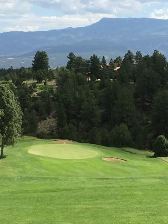 Divide Ranch & Club Golf Course: # 12