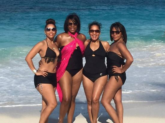 Miami Marriott Biscayne Bay Girls Weekend