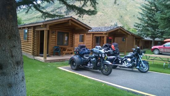 Cowboy Village Resort: Cute and clean