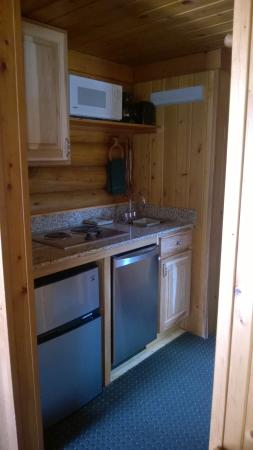 Cowboy Village Resort: Quality Appliances and everything you need