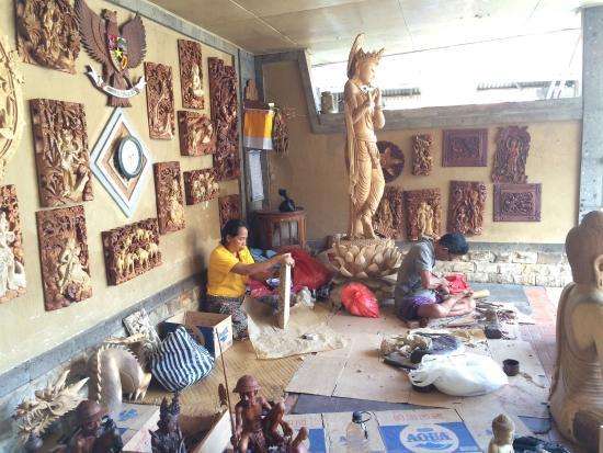 Bali, Indonesia: Karya Mas Gallery