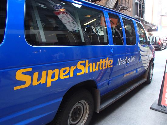Super Shuttle New York City