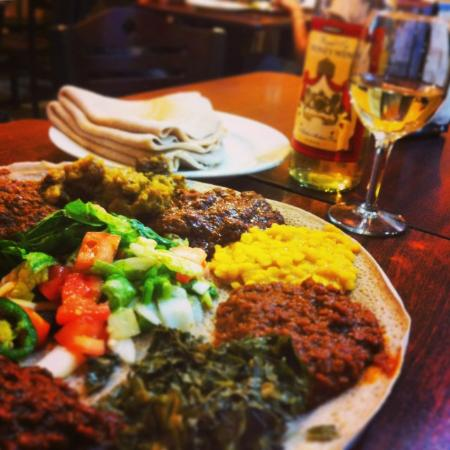Habesha Market And Carry Out Excellent Ethiopian Food