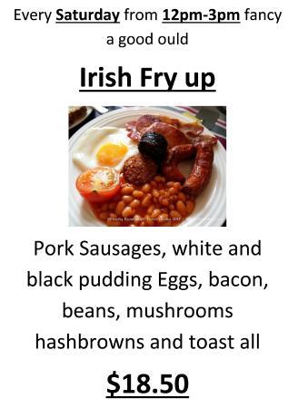 Irish Weekend Fry-Up Recipes — Dishmaps