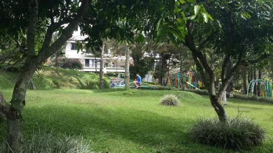 Lembang Asri: The playground.