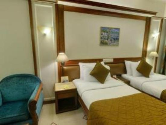 Hotel Regal Enclave: Комната