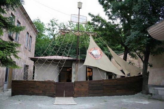 Rudder pub Dilijan