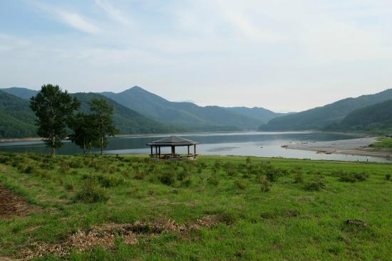 Lake Kanayama Forest Park : You may also kayak in the lake