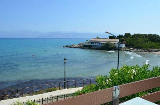 Vue de la piscine picture of mareblue beach resort for La piscine review