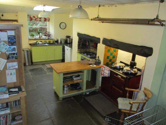 Rezare Farmhouse B&B: Küche
