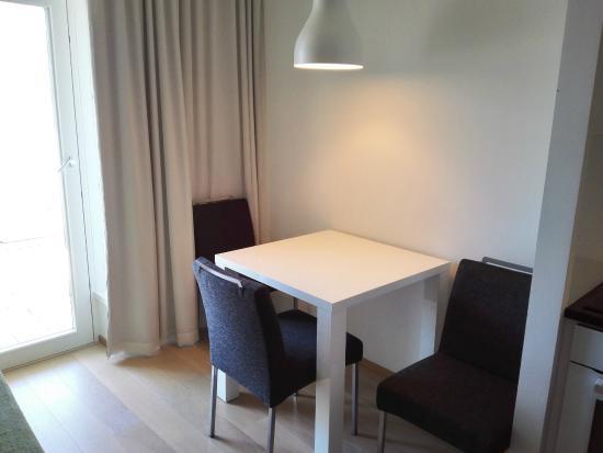 Aallonkoti Hotel Apartments: номер