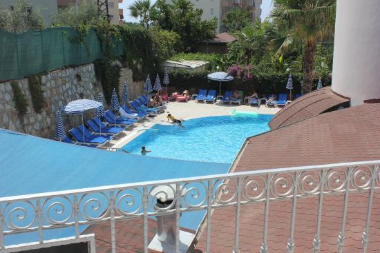 Vital Beach Hotel: Вид из номера