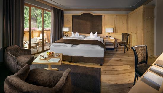Hotel Gardena Grodnerhof: Comfort Room