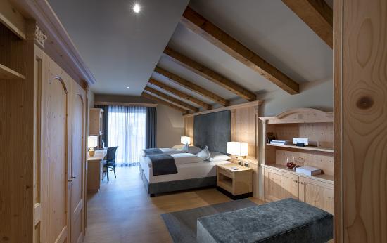 Hotel Gardena Grodnerhof: Gardena Deluxe Suite