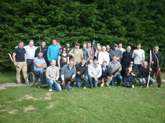 Abbeyfield Farm Country Pursuits : All The Team