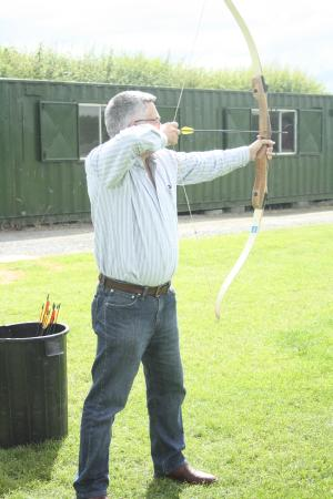 Abbeyfield Farm Country Pursuits : Clay shooting