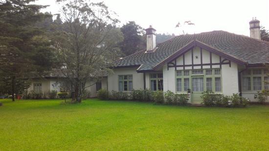 Anilana Craigbank: Front view of Craigbank