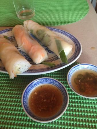 Little Saigon Big Bangkok Restaurant: Little saigon big bangkok near BTC, right beside julie's bakeshop