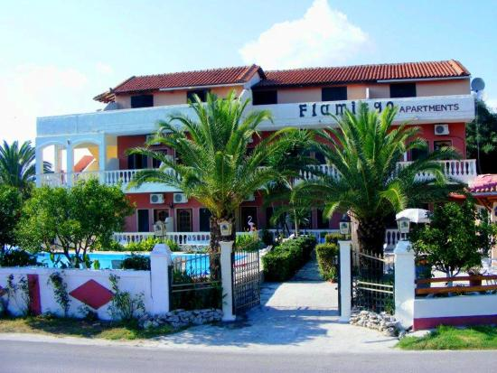 Flamingo Apartments Corfu