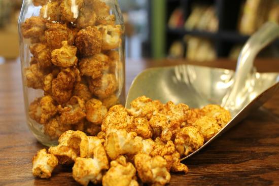 Port City Popcorn