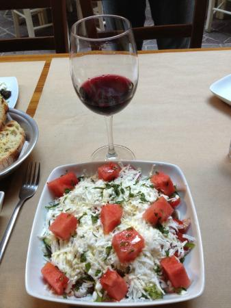 Greek Salad Picture Of Colombo Kitchen Bar Chania