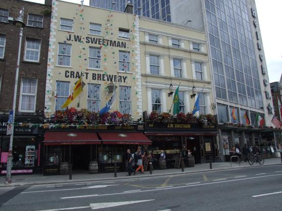 Sweetmans Craft Ales Pub Dublin