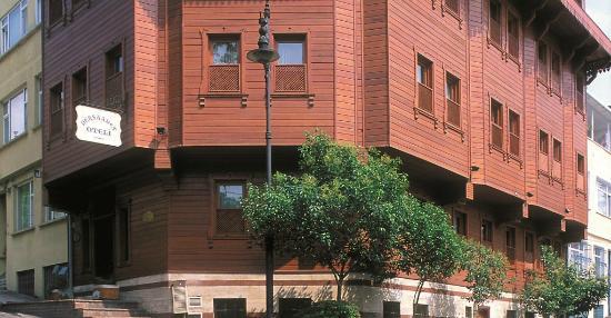 Dersaadet Hotel Istanbul: Exterior
