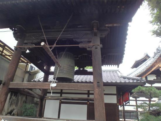 行願寺 (革堂), 鐘楼