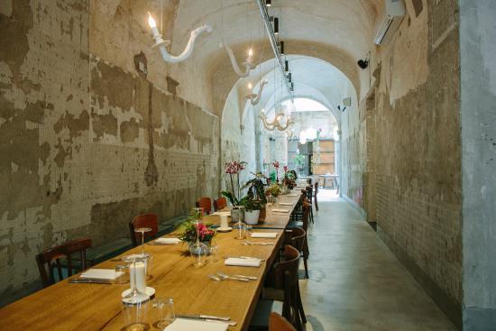 Photo of Italian Restaurant La Menagere at Via De'ginori 8r, Florence 50123, Italy