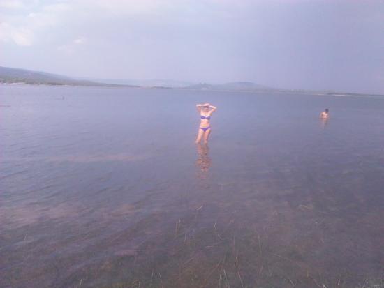 Playa Pita pantano de la Cuerda del pozo Photo
