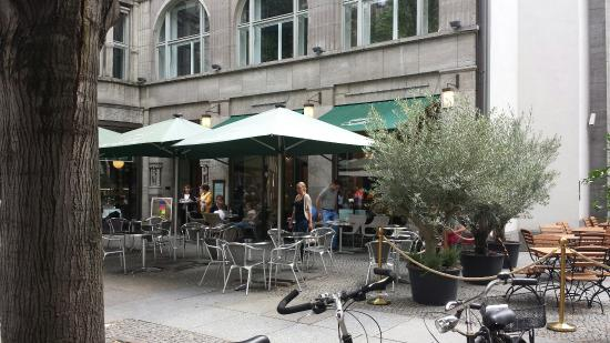 The Coffee Shop Potsdamer Platz Bild Von The Coffee Shop Berlin