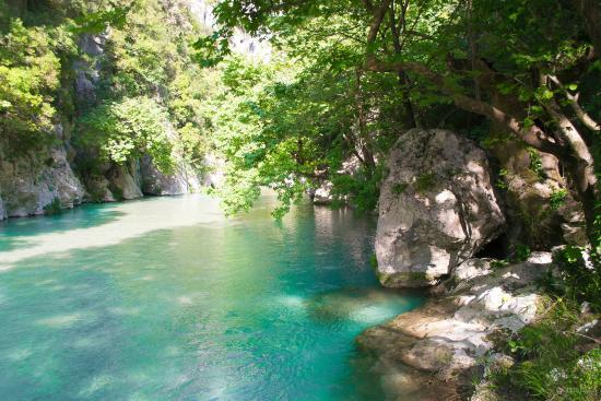 Αποτέλεσμα εικόνας για αχέροντας ποταμός