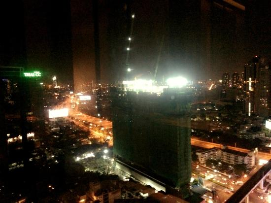 Mode Sathorn Hotel: 夜景