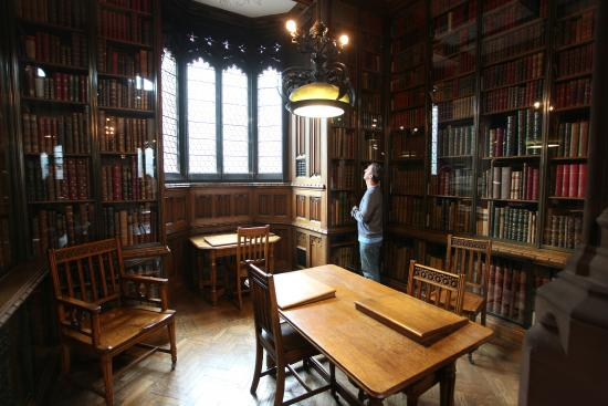 University Of Manchester Library Room Booking