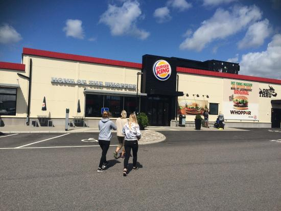 burger king järnbrott