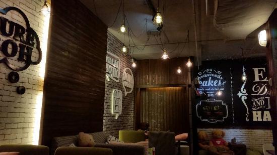 TBC Melaka -Teddy Bear Cafe