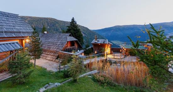Patergassen, Austria: Holzknechthütte