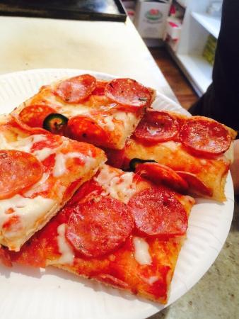 Pizzetta Pizza